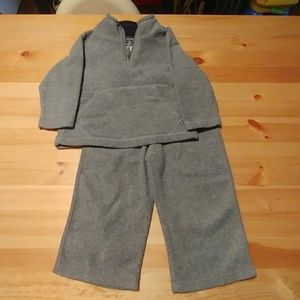 Toddler Fleece 2 piece